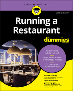 Dismore, Andrew G. - Running a Restaurant For Dummies, ebook