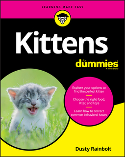 Rainbolt, Dusty - Kittens For Dummies, ebook