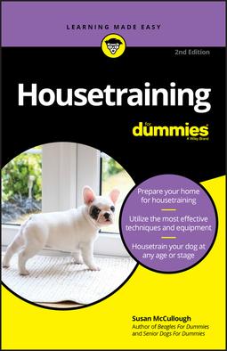 McCullough, Susan - Housetraining For Dummies, ebook