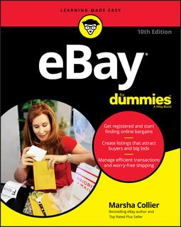 Collier, Marsha - eBay For Dummies, e-bok