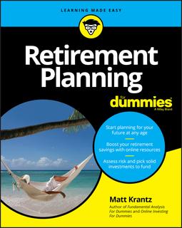 Krantz, Matthew - Retirement Planning For Dummies, e-bok