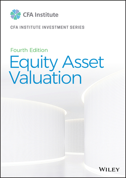 Pinto, Jerald E. - Equity Asset Valuation, ebook
