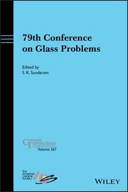 Sundaram, S. K. - 79th Conference on Glass Problems, Ceramic Transactions, ebook