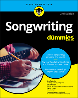 Austin, Cathy Lynn - Songwriting For Dummies, e-bok