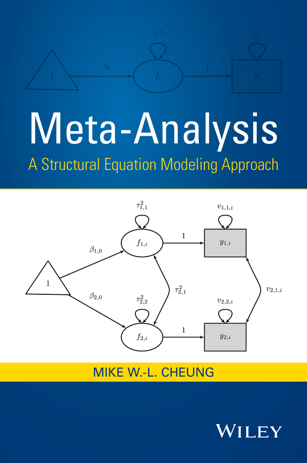 Cheung, Mike W.-L. - Meta-Analysis: A Structural Equation Modeling Approach, ebook