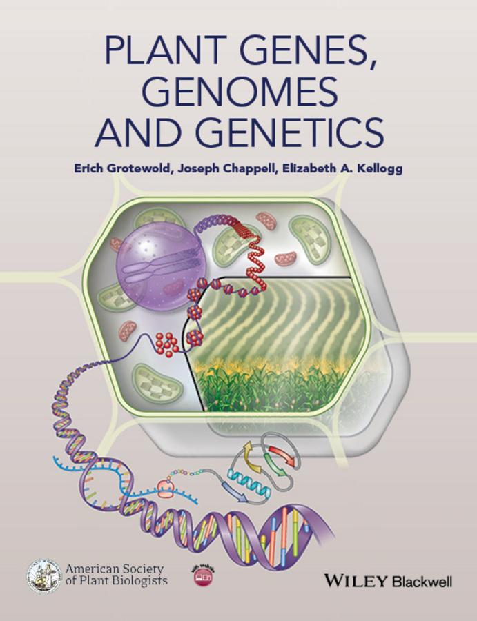 Chappell, Joseph - Plant Genes, Genomes and Genetics, ebook