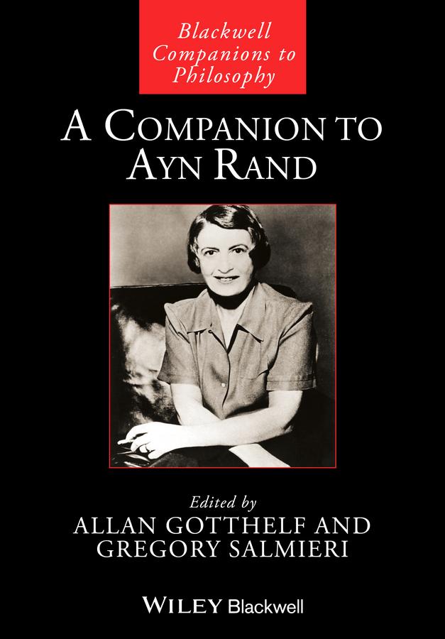 Gotthelf, Allan - A Companion to Ayn Rand, ebook