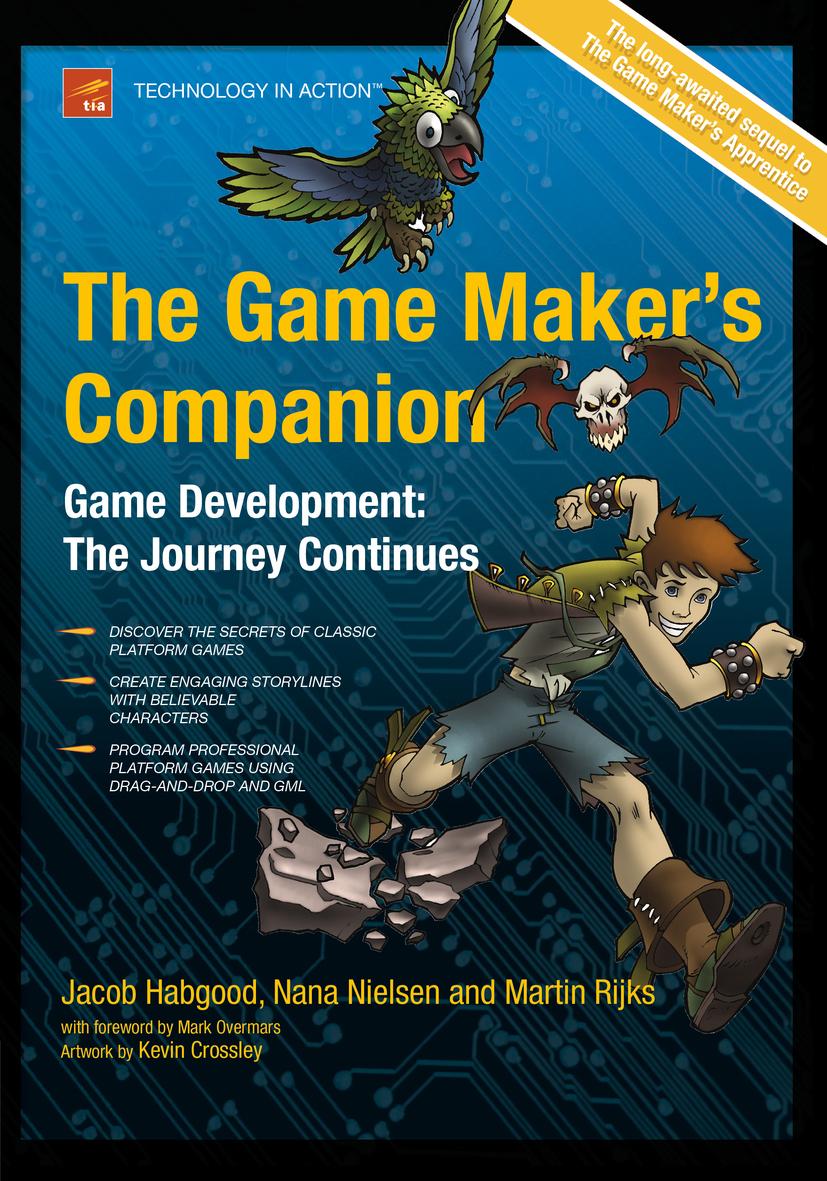 Habgood, Jacob - The Game Maker's Companion, ebook