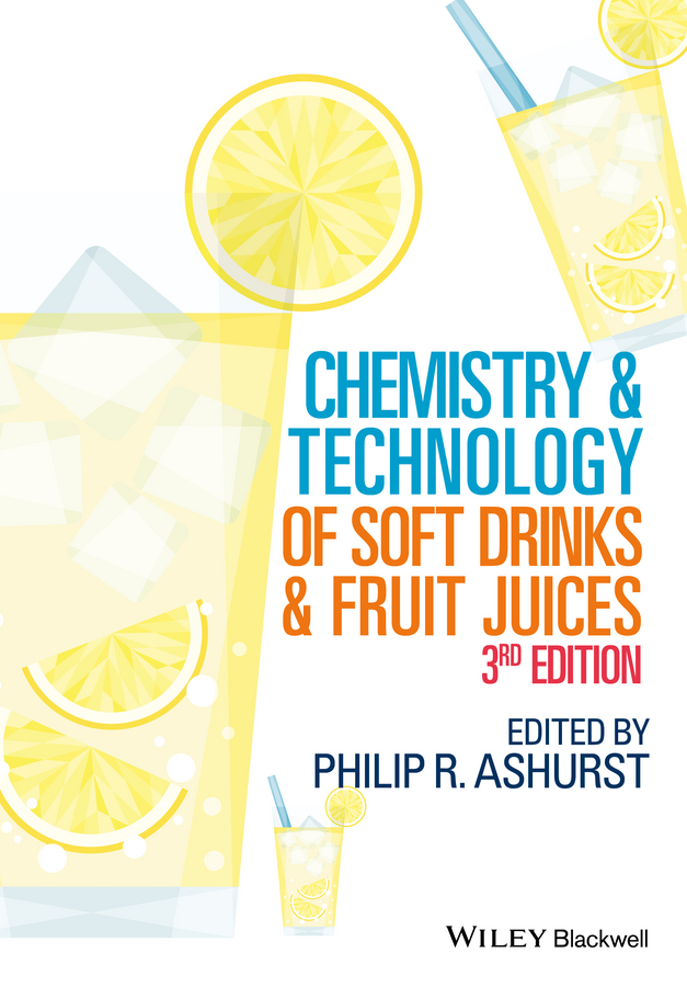 Ashurst, Philip R. - Chemistry and Technology of Soft Drinks and Fruit Juices, ebook