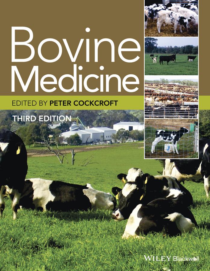 Cockcroft, Peter - Bovine Medicine, ebook