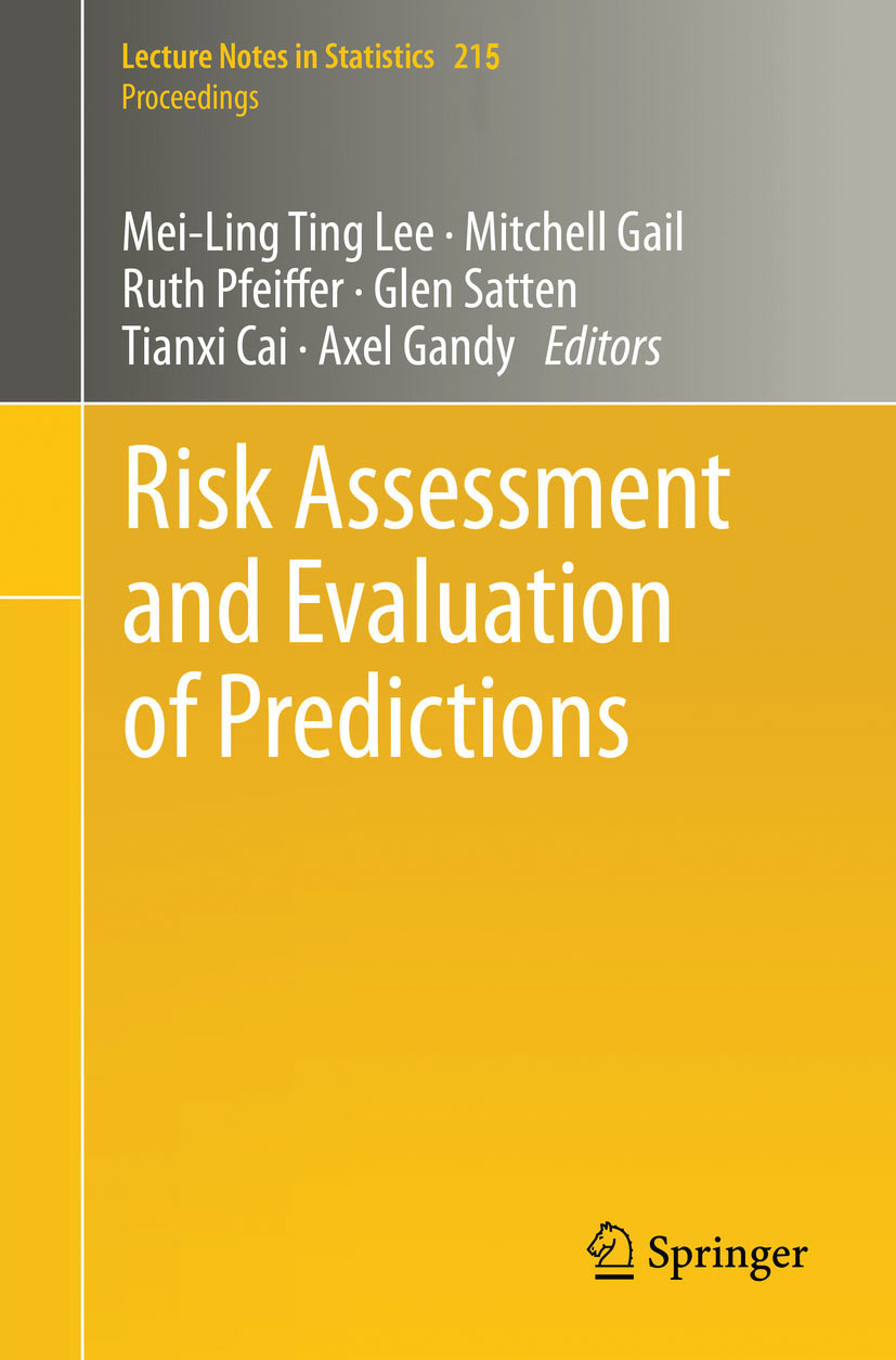 Lee, Mei-Ling Ting - Risk Assessment and Evaluation of Predictions, ebook