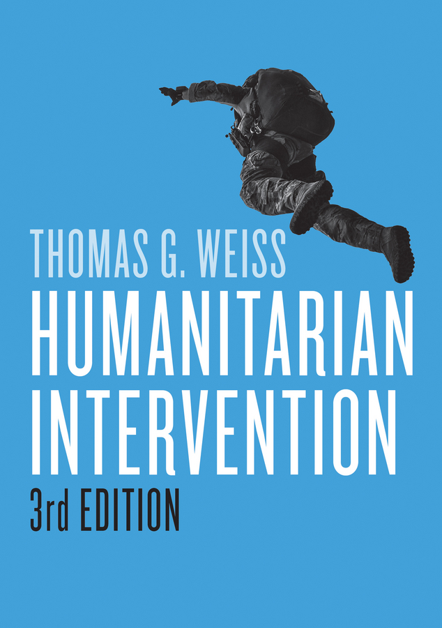 Weiss, Thomas G. - Humanitarian Intervention, ebook