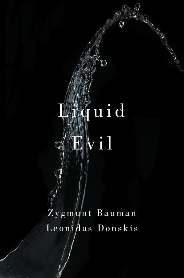 Bauman, Zygmunt - Liquid Evil, ebook