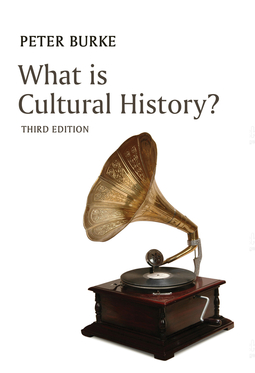 Burke, Peter - What is Cultural History?, ebook