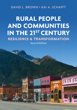 Brown, David L. - Rural People and Communities in the 21st Century: Resilience and Transformation, ebook