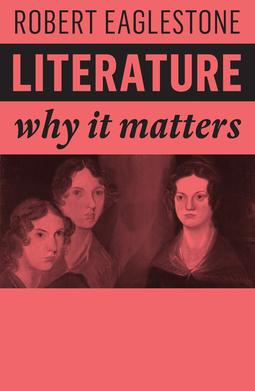 Eaglestone, Robert - Literature: Why It Matters, ebook
