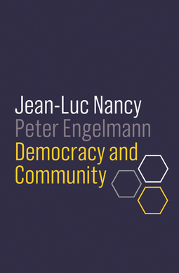 Engelmann, Peter - Democracy and Community, ebook