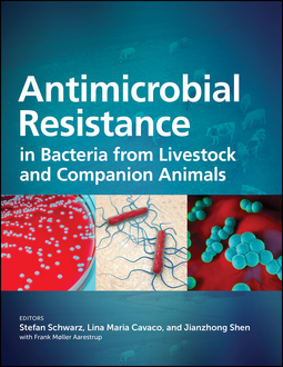 Cavaco, Lina Maria - Antimicrobial Resistance in Bacteria from Livestock and Companion Animals, ebook