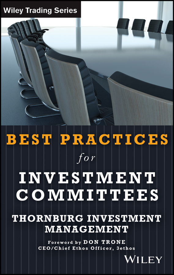 DiBruno, Rocco - Best Practices for Investment Committees, ebook