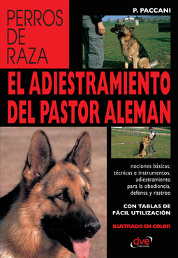 Paccani, Ferdinando - El adiestramiento del pastor alemán, ebook