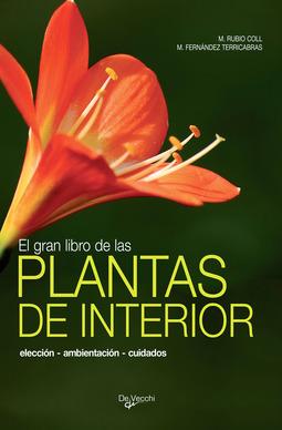 Coll, Mireia Rubio - El gran libro de las plantas deinterior, ebook