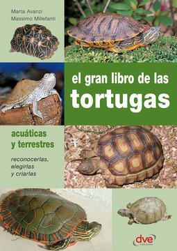Avanzi, Marta - El gran libro de las tortugas, e-kirja