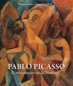 Charles, Victoria - Pablo Picasso - El minotauro de la pintura, ebook