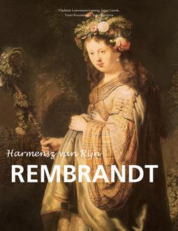 Egorova, Xenia - Harmensz van Rijn Rembrandt, e-kirja