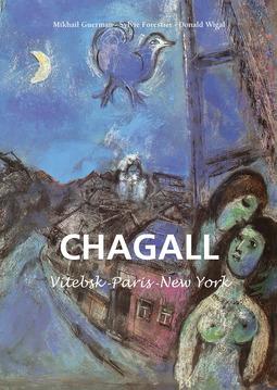 Forestier, Sylvie - Marc Chagall - Vitebsk -París -New York, ebook