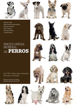 Collin, Isabelle - Enciclopedia mundial de perros, ebook