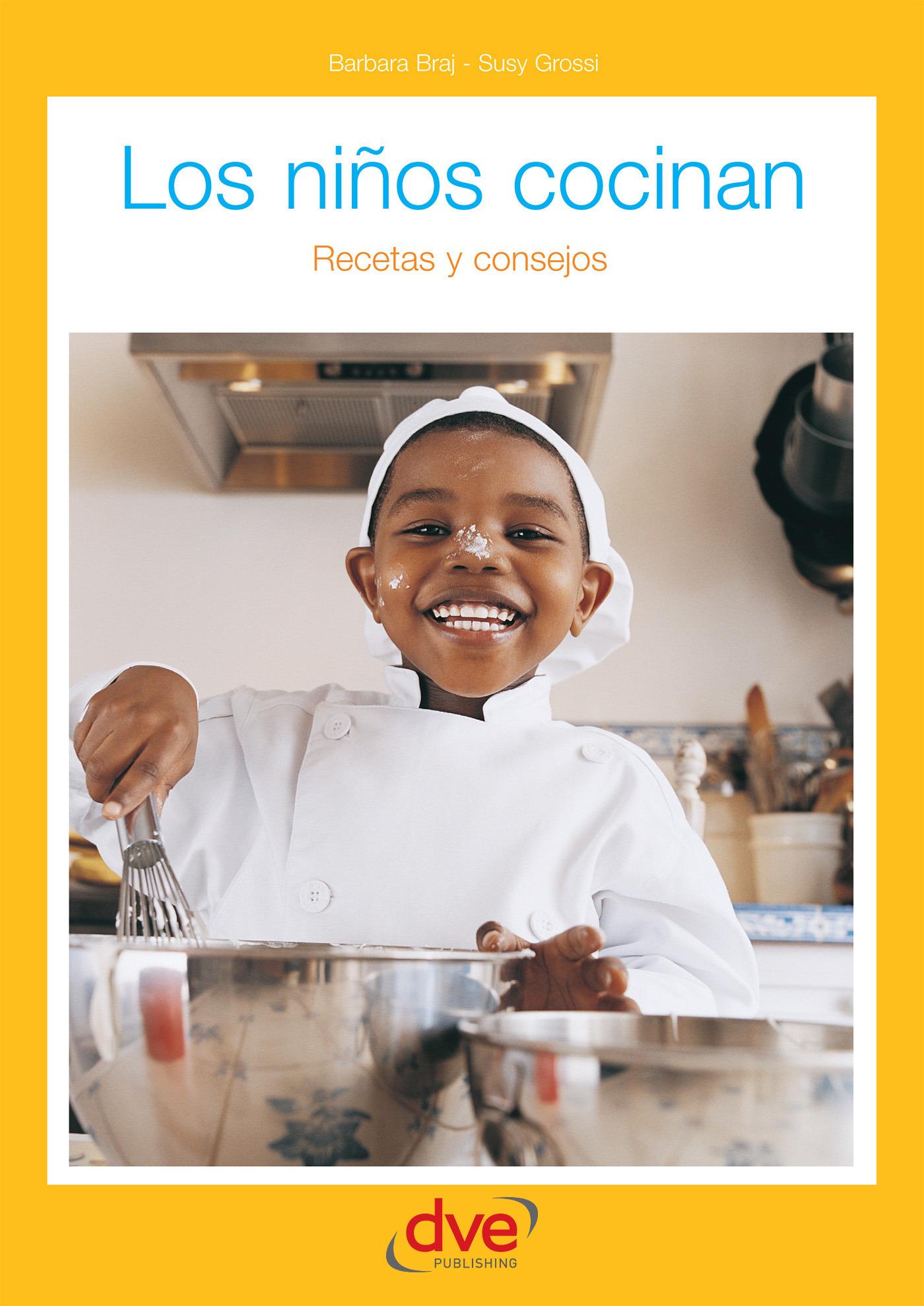 Braj, Bárbara - Los niños cocinan, ebook
