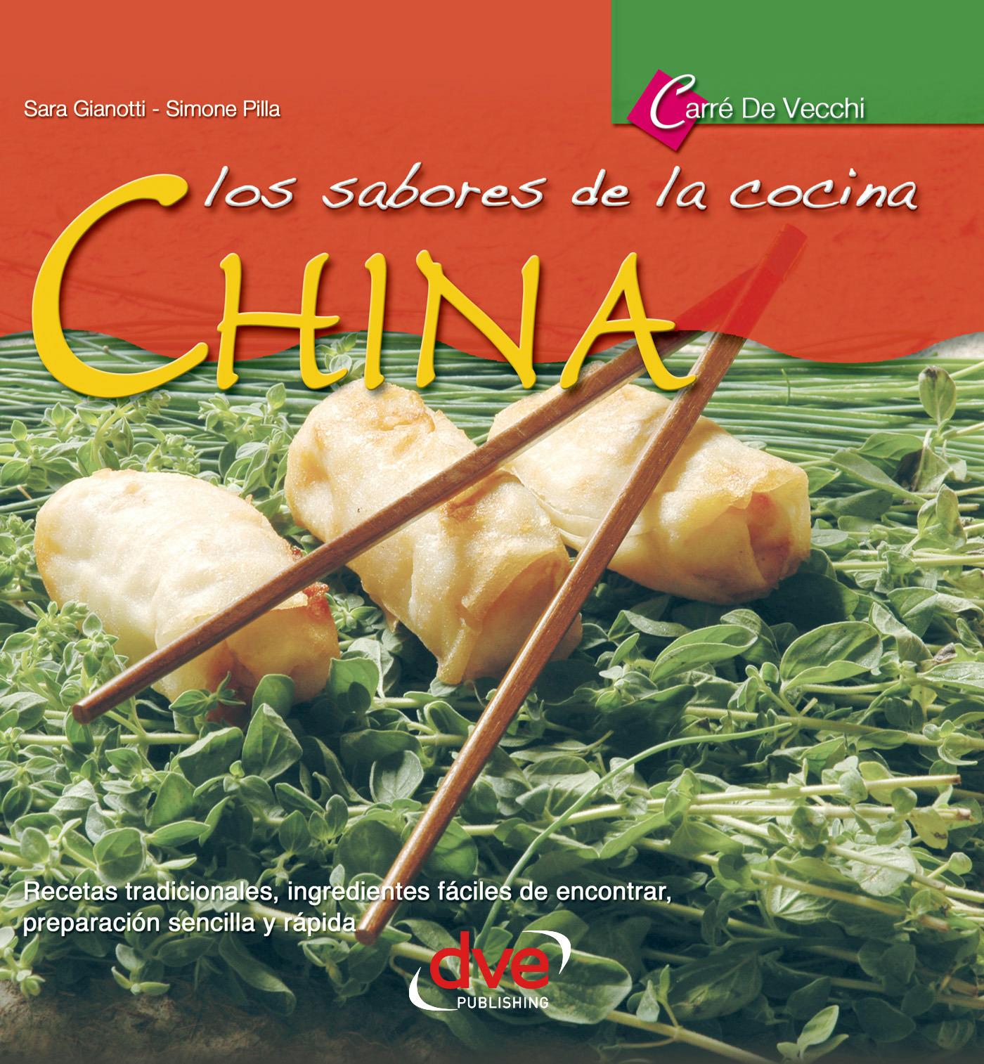 Gianotti, Sara - Los sabores de la cocina china, ebook