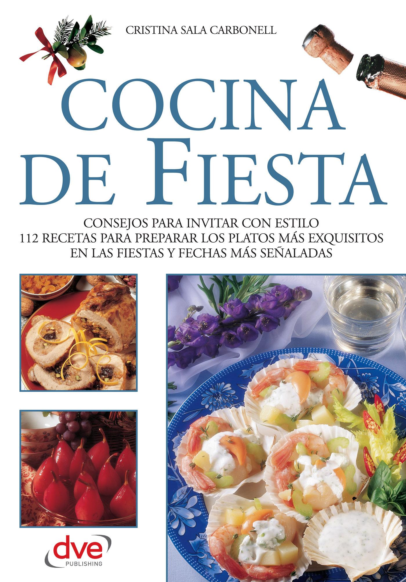Carbonell, Cristina Sala - Cocina de fiesta, ebook