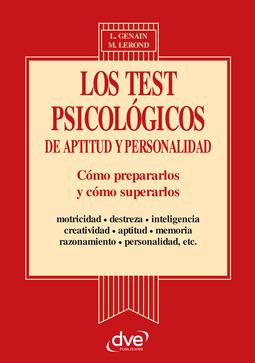 Genain, Laurene - Los test psicologicos de aptitud y personalidad, ebook