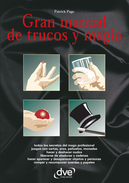 Page, Patrick - Gran manual de trucos y magia, ebook