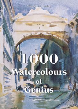 Charles, Victoria - 1000 Watercolours of Genius, ebook