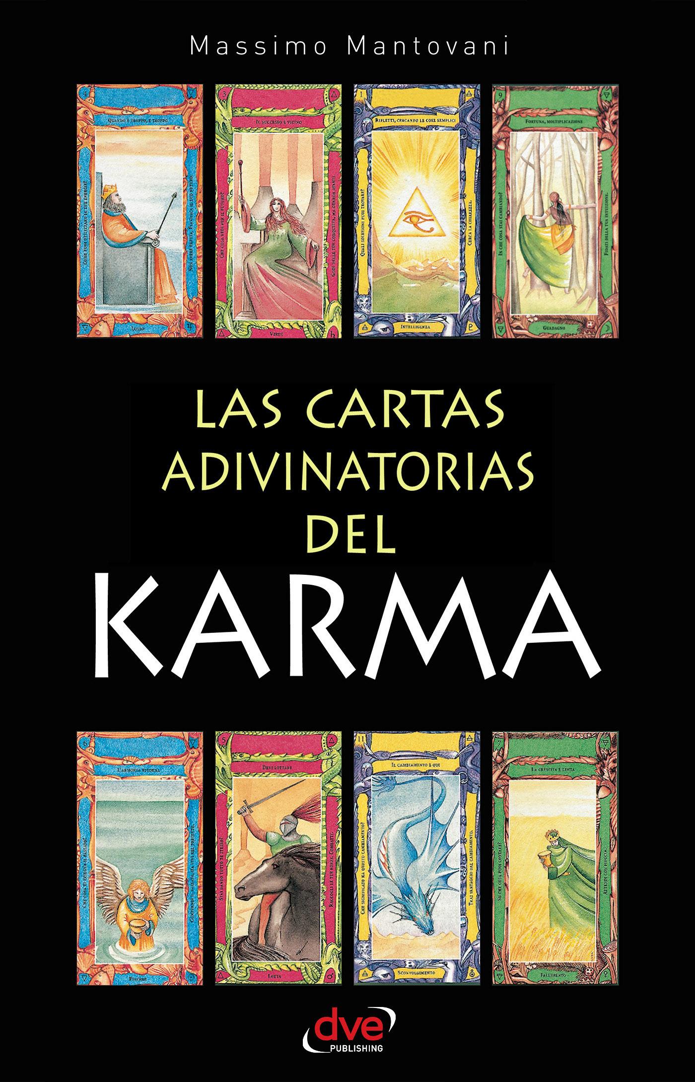 Mantovani, Massimo - Las cartas adivinatorias del karma, ebook