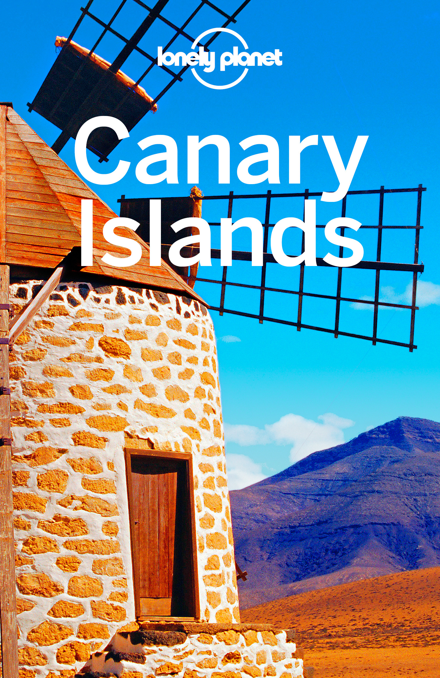Corne, Lucy - Lonely Planet Canary Islands, ebook