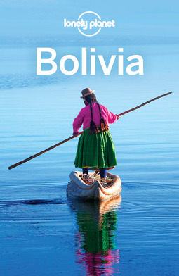 Grosberg, Michael - Lonely Planet Bolivia, ebook