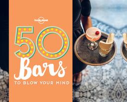 Handicott, Ben - 50 Bars to Blow Your Mind, ebook