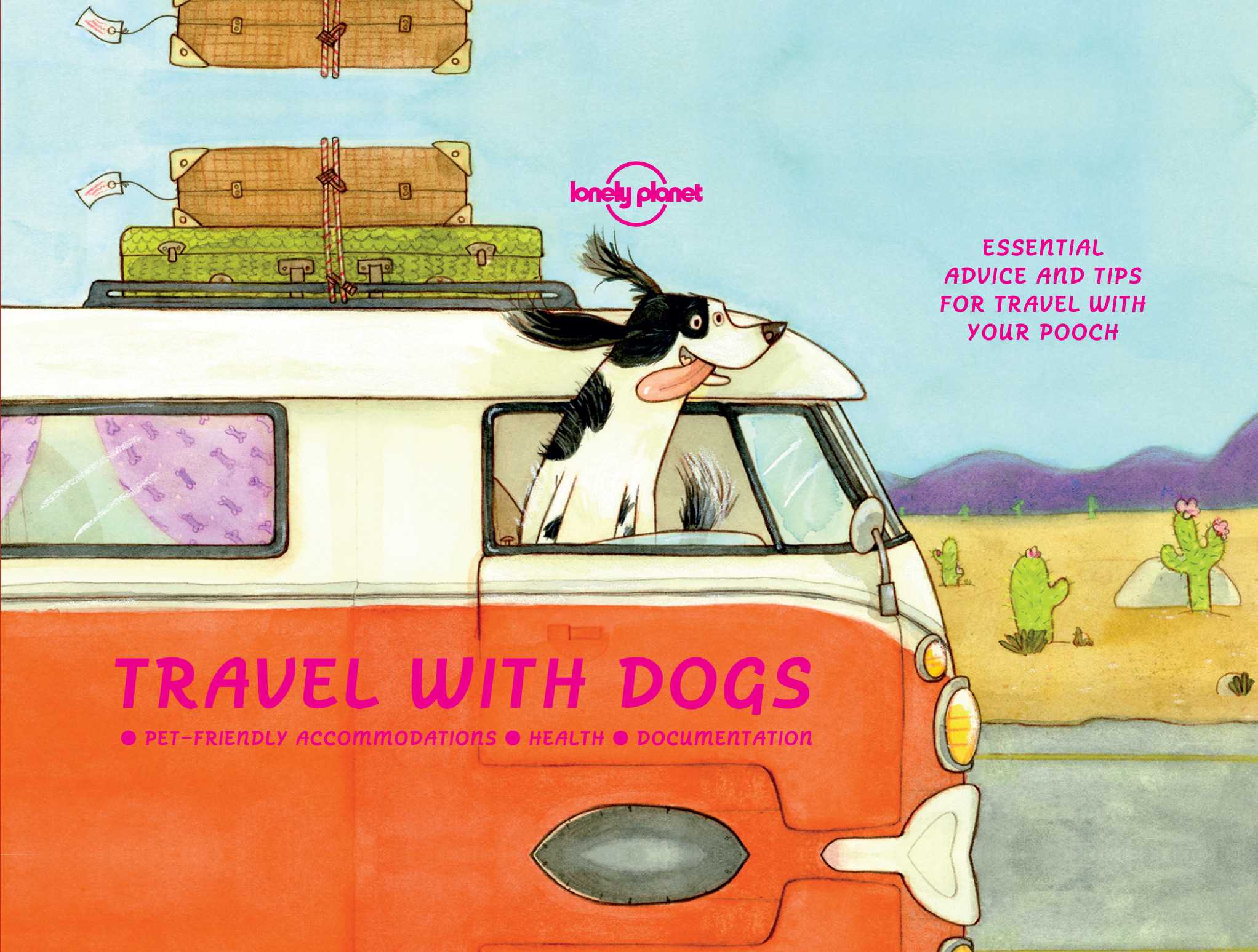 Planet, Lonely - Travel With Dogs, ebook