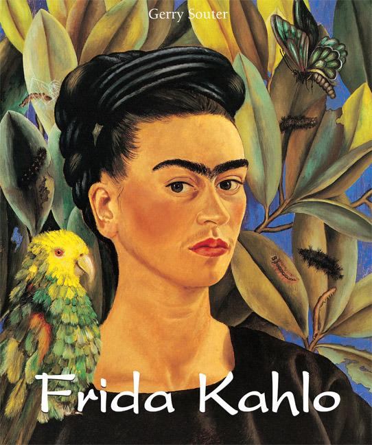 Shouter, Gerry - Frida Kahlo, ebook