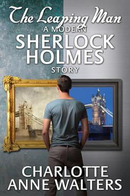 Walters, Charlotte Anne - The Leaping Man - A Modern Sherlock Holmes Story, ebook