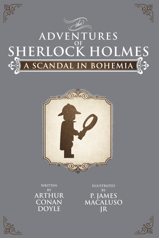 Doyle, Sir Arthur Conan - A Scandal In Bohemia, e-kirja