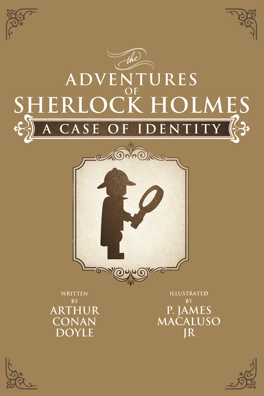 Doyle, Sir Arthur Conan - A Case of Identity, ebook