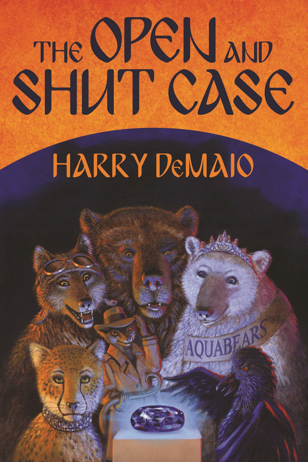 DeMaio, Harry - The Open and Shut Case, ebook