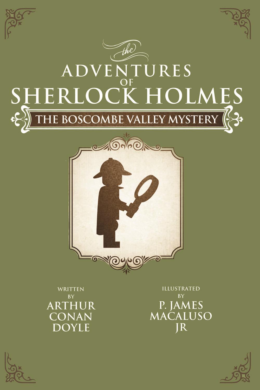 Doyle, Sir Arthur Conan - The Boscome Valley Mystery, e-kirja