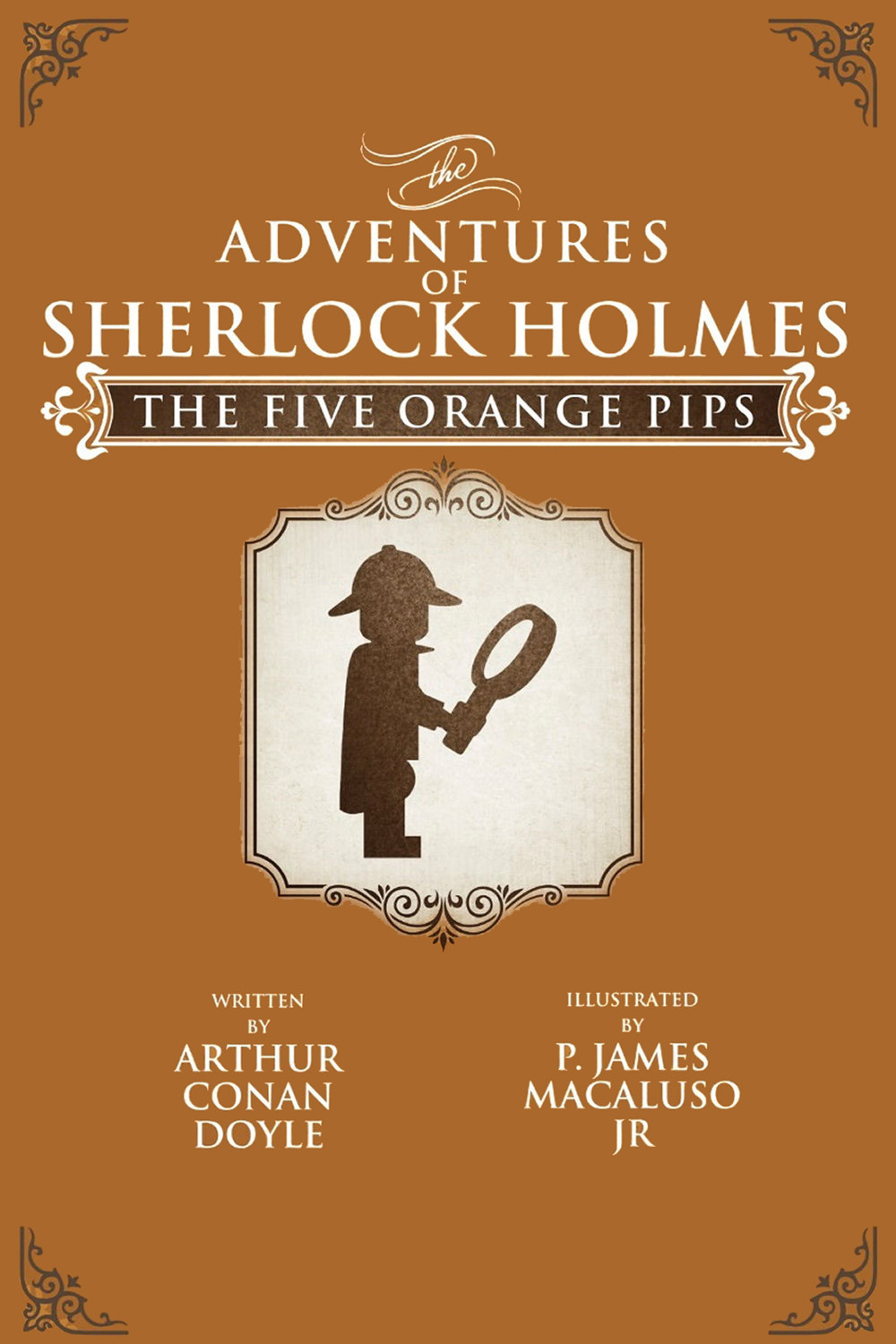 Doyle, Sir Arthur Conan - The Five Orange Pips, ebook