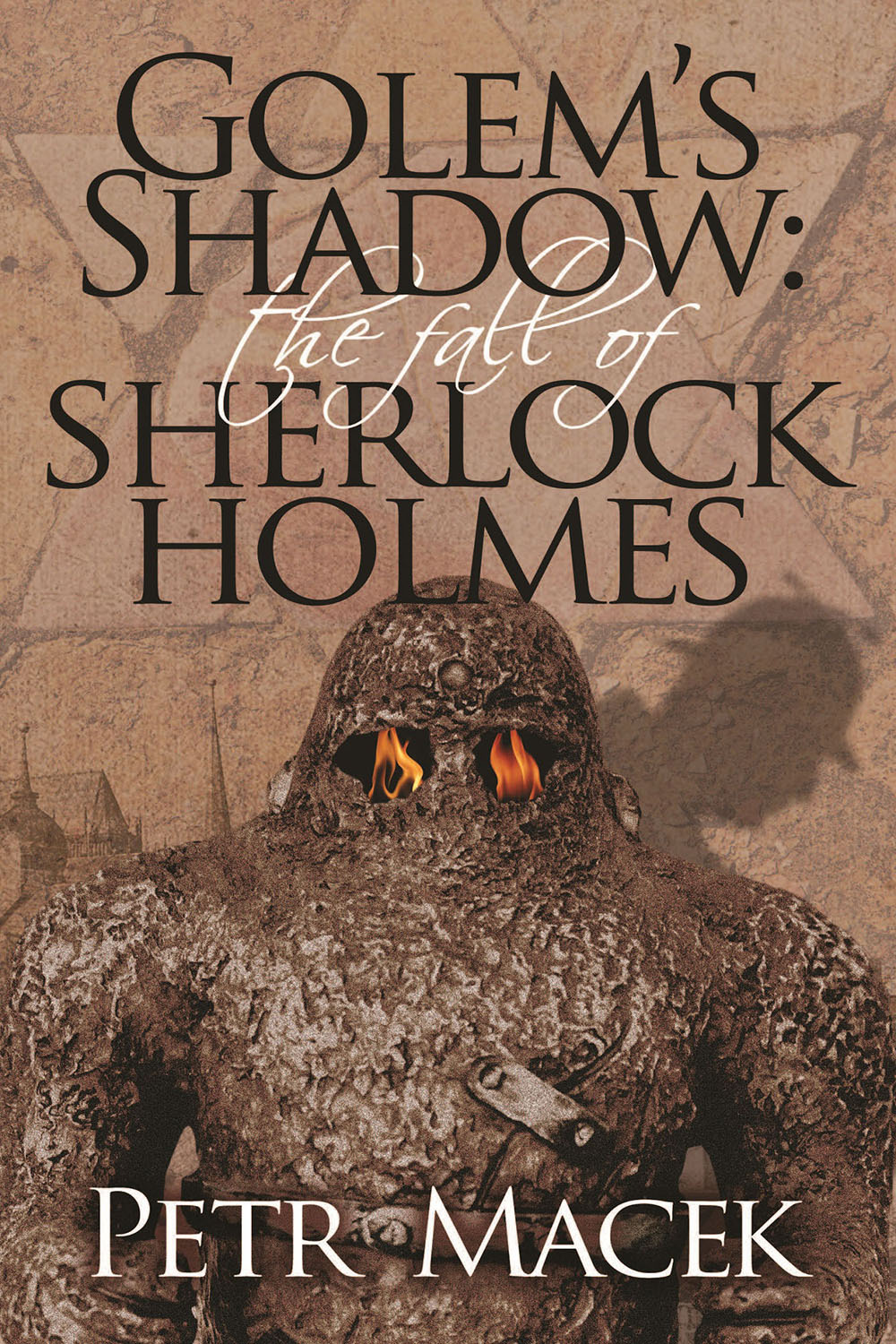 Macek, Petr - Golem's Shadow, ebook