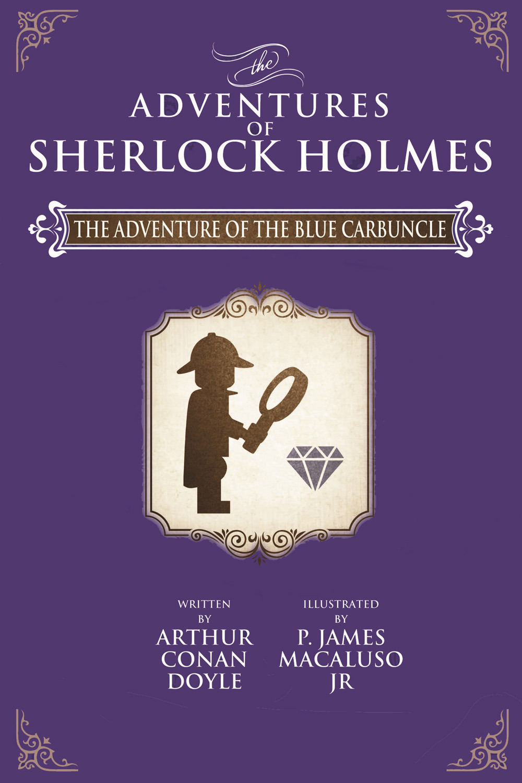 Doyle, Sir Arthur Conan - The Adventure of the Blue Carbuncle, ebook